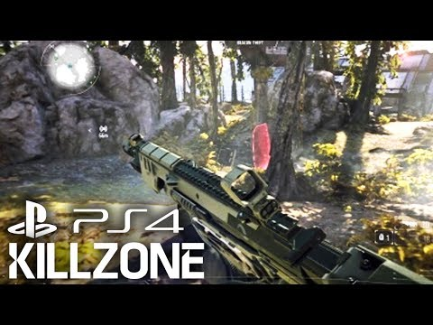 PS4 Killzone 4 Shadow Fall Multiplayer Gameplay Livestream - NEXT GEN GRAPHICS Playstation 4