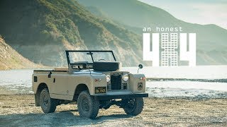 1963 Land Rover Series IIA: An Honest 4x4