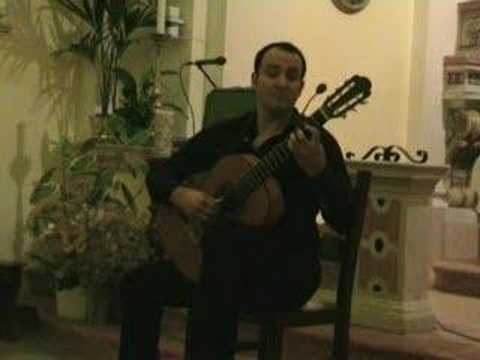 GIULIO TAMPALINI - Giuliani: Variations op. 107