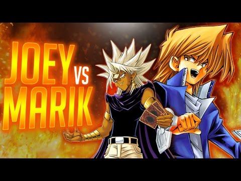 YU-GI-OH! BATTLE CITY FINALS Joey Wheeler Vs Marik Ishtar/Yami Marik Character Deck Duel