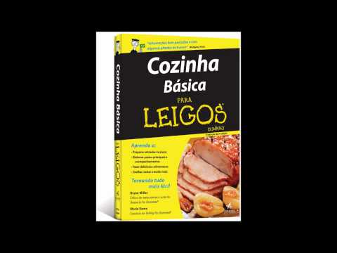 Lula Vieira recomenda Cozinha Bsica Para Leigos