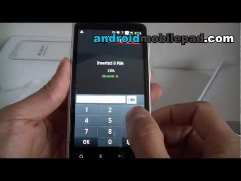 Zopo ZP100 MTK6575 android smartphone dual sim cortex a9 gps. Packaging. accessories video test