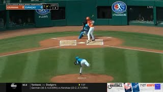 LLWS 2019 Championship Game | Louisiana vs Curaçao | 2019 Little League World Series Highlights