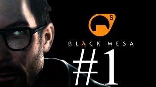 Игра black mesa прохождение видео все части