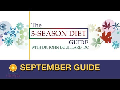 The 3-Season Diet Challenge: September Guide