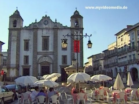 Evora - Portugal  Travel Channel