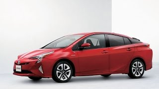 Interview : we talk about the new Toyota Prius 2016, the best hybrid car on the market!