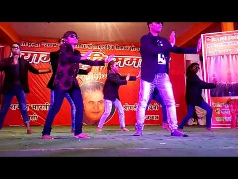 Govinda_Funny_Act_Bollywood  Dubstep  _ BEST_dance_ 1 Prize choreographed_by ABCD DANCE GROUP DATIA