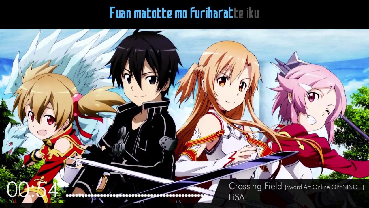 Sword art online deutsch staffel 1