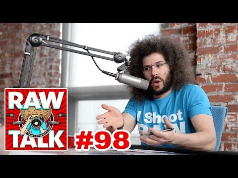RAWtalk Episode #098 - You Have To Put Yourself Into Situations To Be Successful