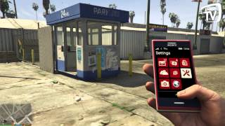 GTA 5 PC Mods: iPhone, Nokia Lumia, Samsung Galaxy S III Mini, Sony Xperia V4.0