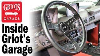 Inside Griot's Garage - 1990 Range Rover Classic 2-Door Project Update - New Interior
