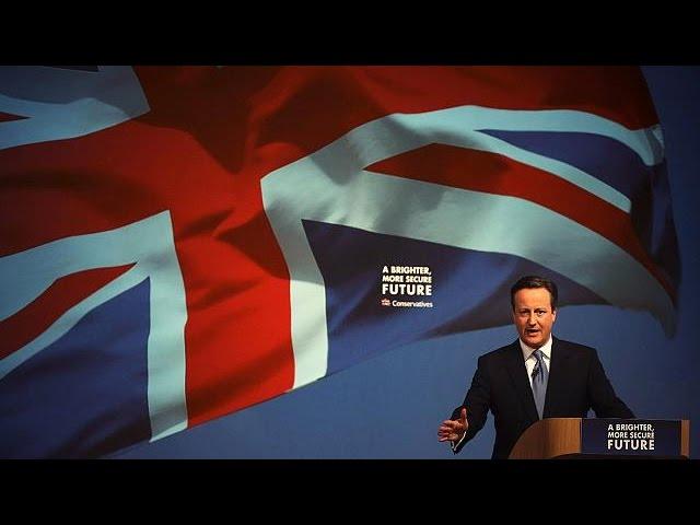 Législatives britanniques : David Cameron sous pression