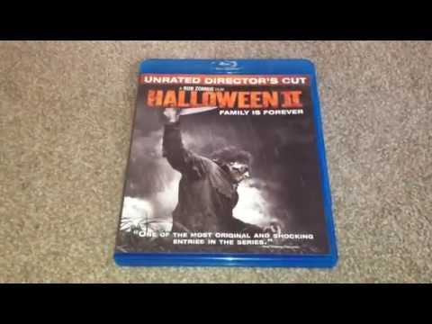 Halloween 2 (2009) (The directors cut) Blu-ray