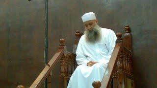 الشيخ الحويني يبكى في محاضرة بسبب الثناء عليه