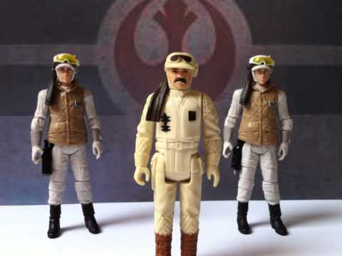 Star Wars Rebel Alliance Leaders
