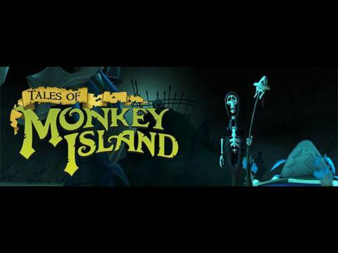 Tales of Monkey Island Chapter... is listed (or ranked) 8 on the list List of All Monkey Games