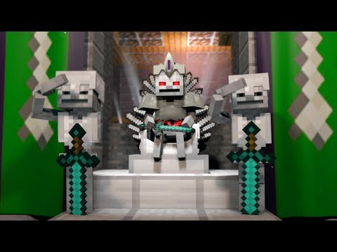 """Supernatural Mobs"" - A Minecraft Parody of Katy Perry's California Gurls (Music Video)"