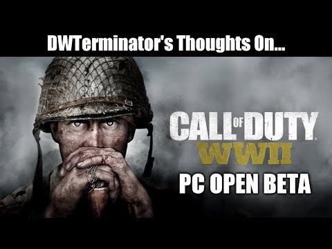 My Thoughts On... Call of Duty: WWII PC Open Beta