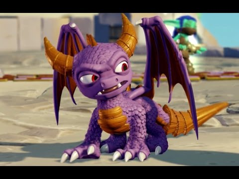 Skylanders Imaginators Co-op Walkthrough Part 1 - Crash Bandicoot