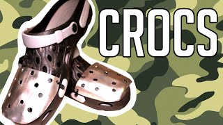 Making Steel-Toed Crocs!
