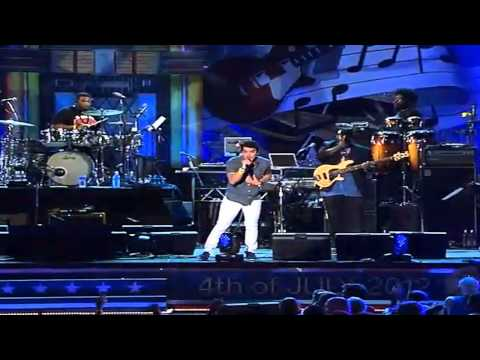 JOE JONAS - Philly 4th of July Concert - Jonas Brothers Medley + See No More (part2/2) Music Videos