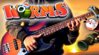 Worms Theme (Bass Cover)