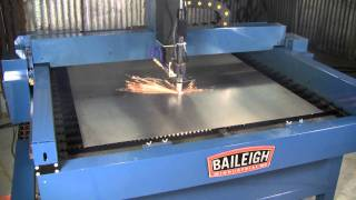 Baileigh Industrial PT-44S Plasma Table