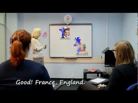 Видеоуроки английского для начинающих - видео