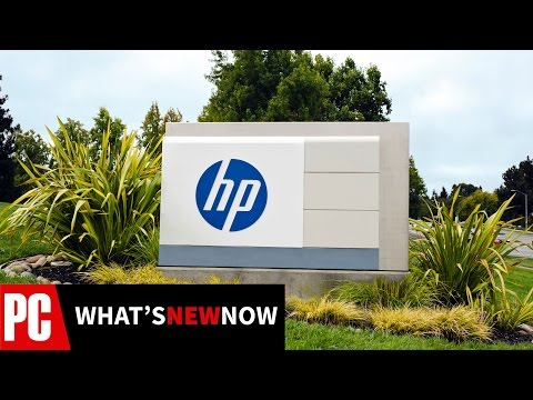 HP to Split in Two - What's New Now