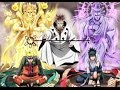 Top 25 Strongest Kages