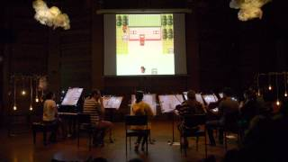 Orchestral Live Playthrough of Pokémon Gold Edition