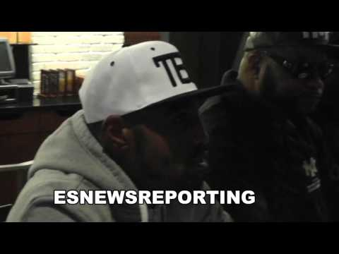 BOXING STAR Jleon Love of TMT boxing - EsNews Boxing