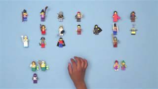 6. 絵本の人形セット