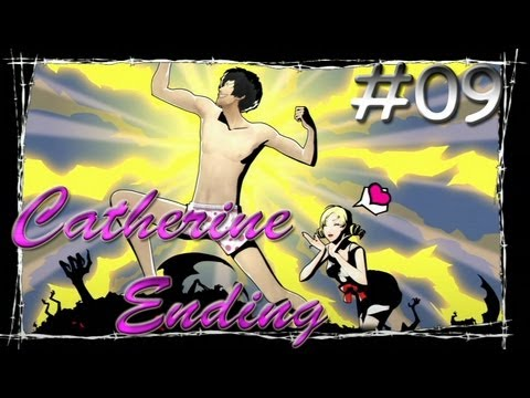 Catherine Playthrough FR Part #09 | Day 09 Ending partie 2/2