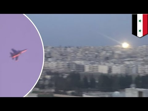 Cluster bombs aimed at hospitals and schools in Aleppo kill at least 46, wound many more - TomoNews