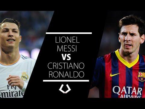 Lionel Messi vs Cristiano Ronaldo | Skills & Goals | 2014/2015