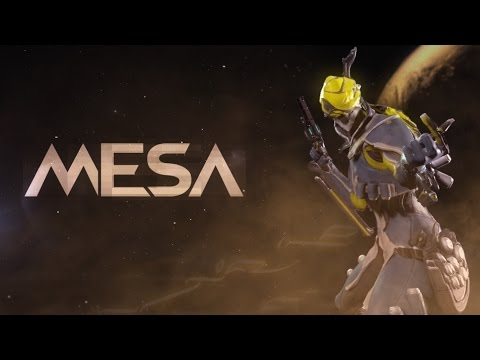 Warframe Profile | Mesa