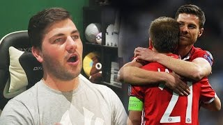 BAYERN MUNICH WERE ROBBED!!! Champions League Semi Finals Draw Reaction + Predictions!