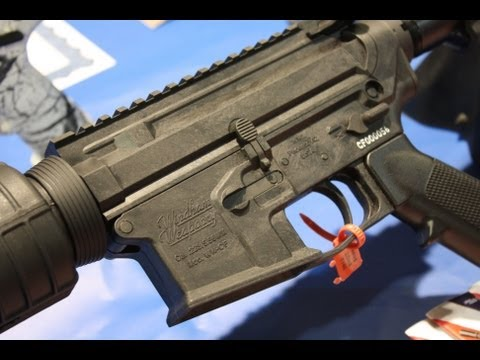 New Windham Weaponry Carbon AR-15 - SHOT Show 2013