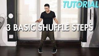 How to do 3 Basic Shuffle Steps (Shuffle Dance Moves Tutorial)   Mihran Kirakosian