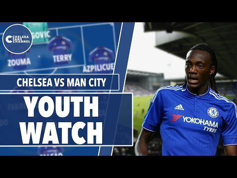 Chelsea vs Manchester City | FA Youth Cup Final | Youth Watch