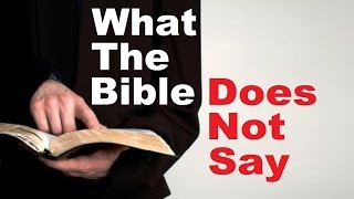 Video: Not a single Christian Doctrine is in the Old Testament - Michael Skobac