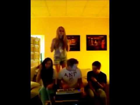 Night Jam Session Гоп FriendЫ - Песня про гинеколога (импровиз.)