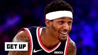 Bradley Beal, Wizards agree to 2-year, $72M max extension | Get Up