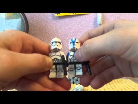 Lego Star Wars Clone Turbo Tank Mikrofighters 75028 от Кирилла Злыгостева