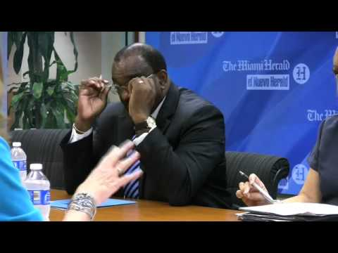 Miami-Dade Commission #9 candidates interview