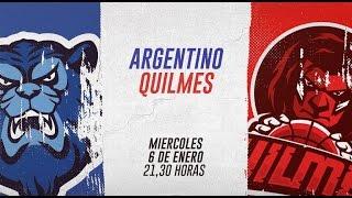 Аргентино Хунин : Кильмес
