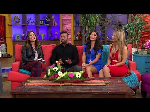 Ricky Martin se sometió a preguntas picantes en Despierta