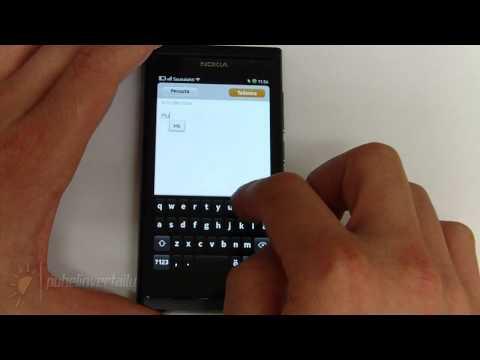 Nokia N9 - Muut sovellukset